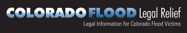 Colo Flood Legal Relief